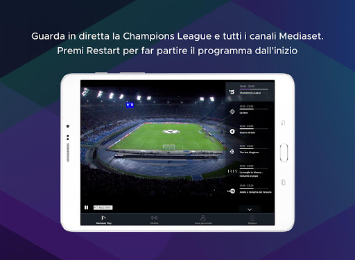 Mediaset Play 5.3.1 Screenshots 9