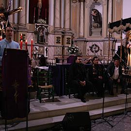 La Saeta en Puebla de la Calzada