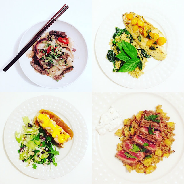 Which food subscription service is right for you? Four Blue Apron meals