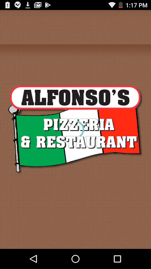 Alfonsos Pizza NY- screenshot