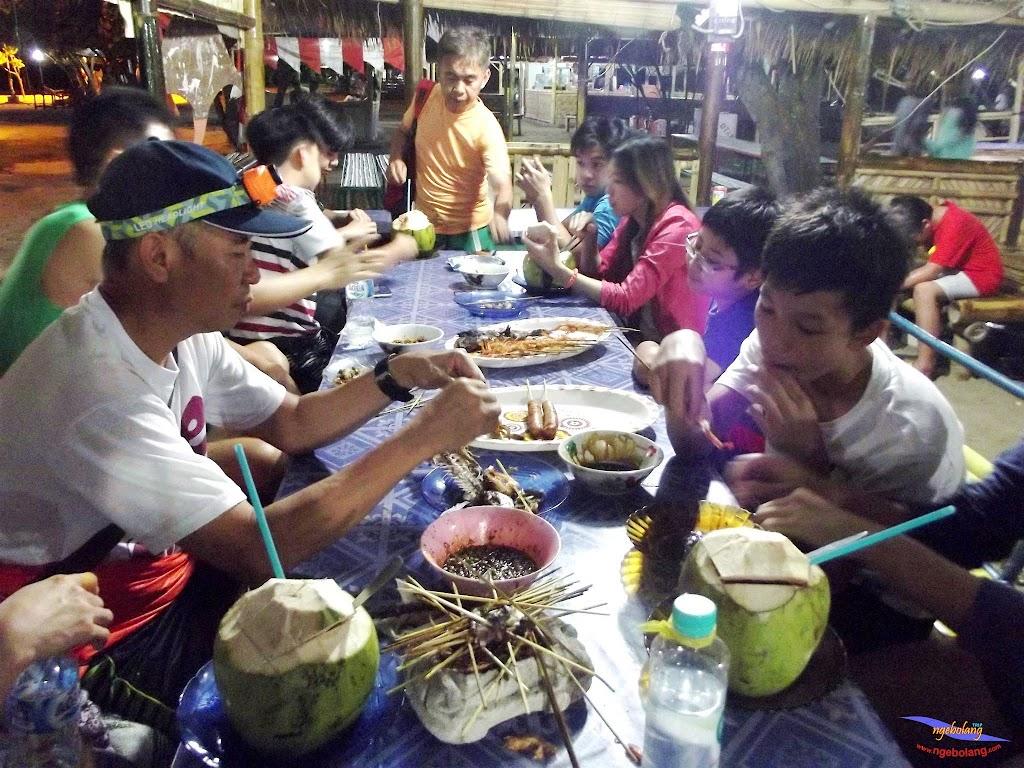 family trip pulau pari 140716 Fuji 103