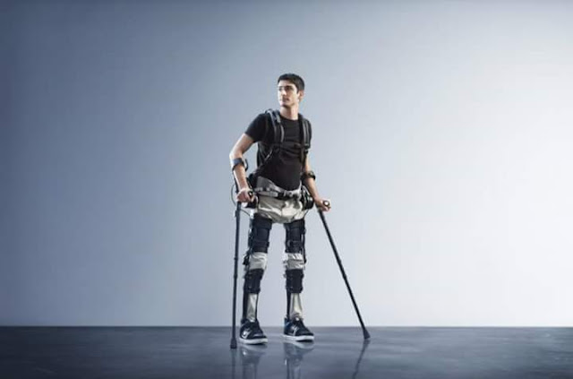 SuitX Exoskeleton Helps Paralysed People Walk Again 1
