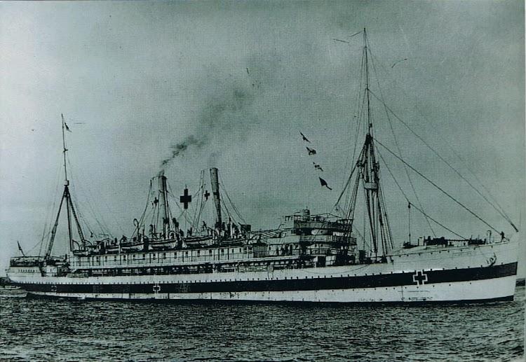 LA NAVARRE como buque hospital Ca. 1917. Colección Arturo Paniagua.jpg