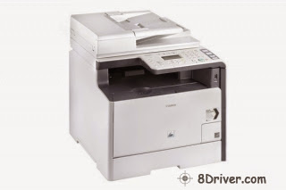 Download Canon i-SENSYS MF8360Cdn Printer driver software & installing