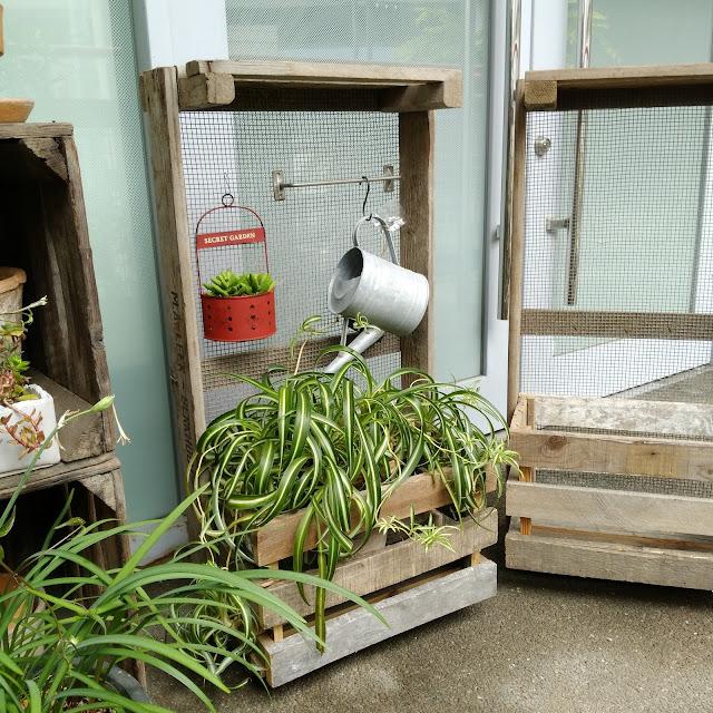 アンティーク木箱,クロッカスボックス,パレットウッド,ボックス,箱クレート,鉢カバー