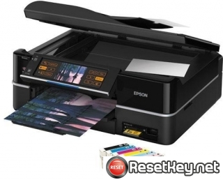Reset Epson TX800FW Waste Ink Counter overflow error