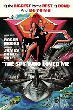 La espía que me amó - The Spy Who Loved Me (1977)