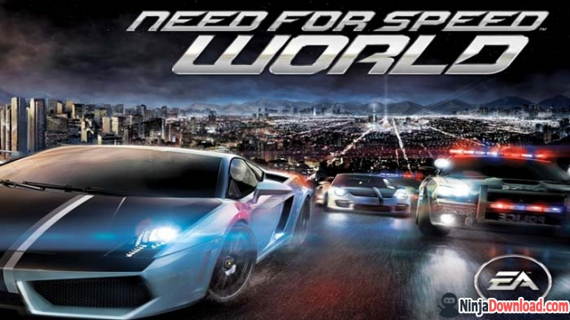Download Game Need For Speed World and Review