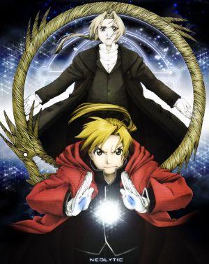Fullmetal Alchemist Brotherhood- Fullmetal Alchemist Brotherhood