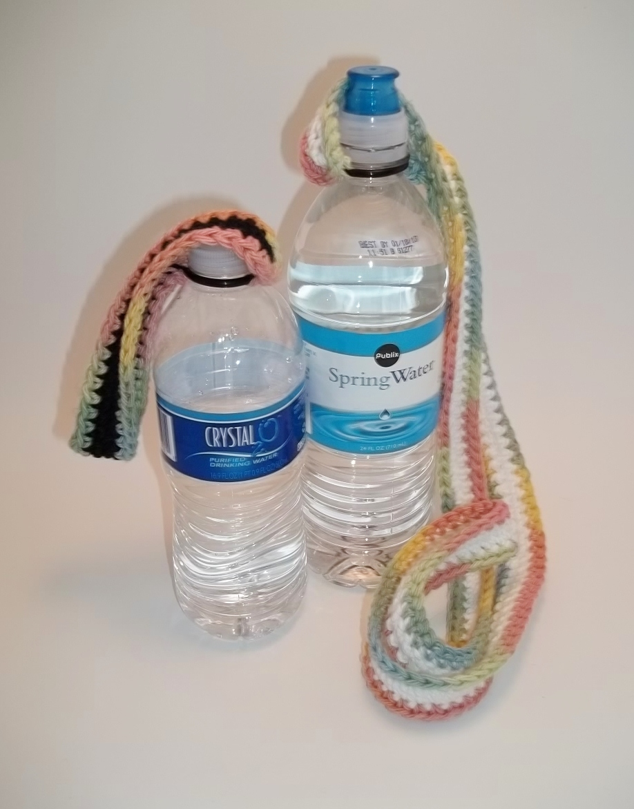 The hook hound hook hounds h2o to go free water bottle carrier hook hounds h2o to go free water bottle carrier crochet pattern bankloansurffo Choice Image
