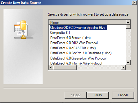 Learning by experiment: Connecting OBIEE to Spark