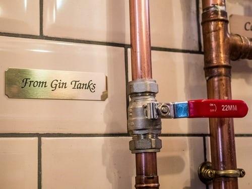 Pickerings Gin Distillery Edinburgh