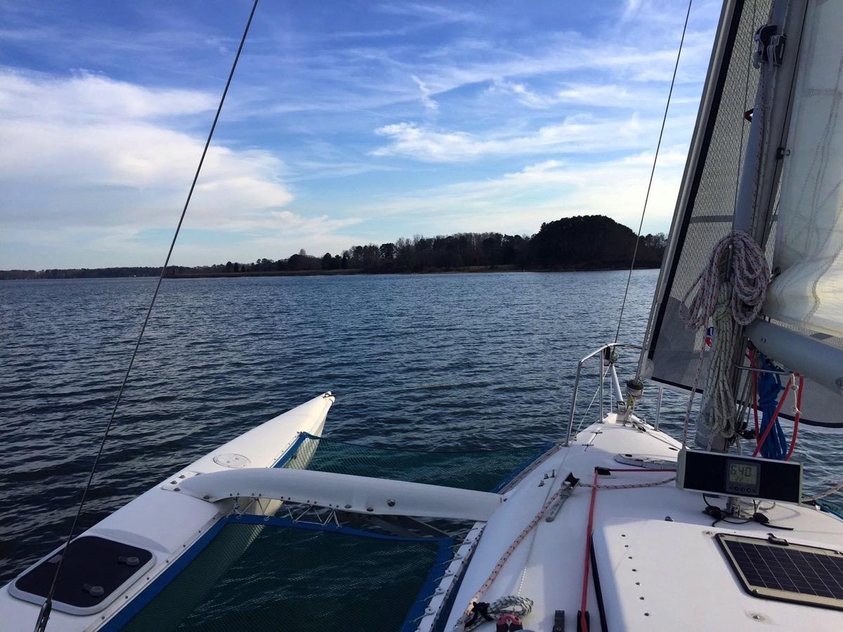 First Sail 2016