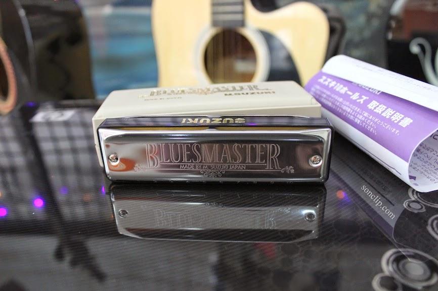 Kèn Harmonica - Suzuki BlueMaster MR-250 (key A)