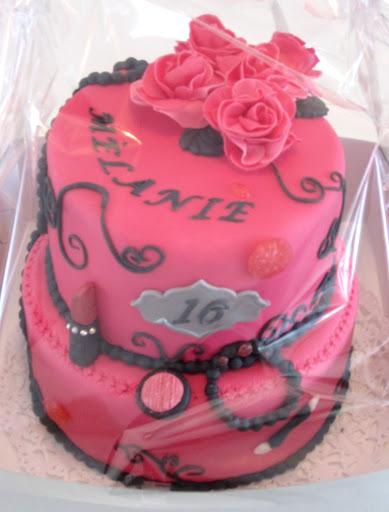 324- Mélanie 16 jaar taart.JPG