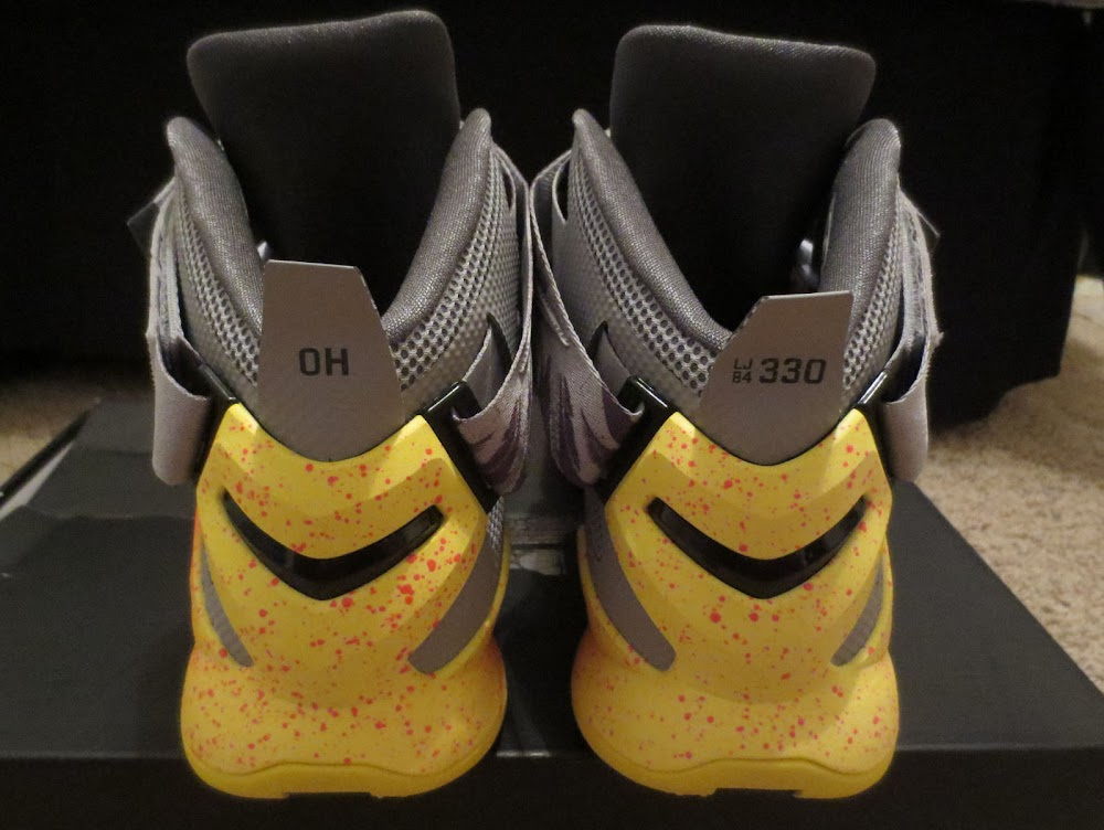 a415b8e45fe ... An Additional Look At LeBron Soldier 9 Nike Basketball Academy PE ...