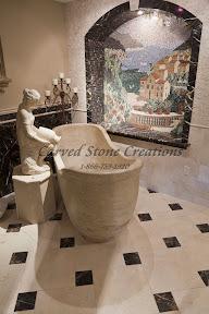 Bath Tub, Interior, Kitchen & Bath, Showroom