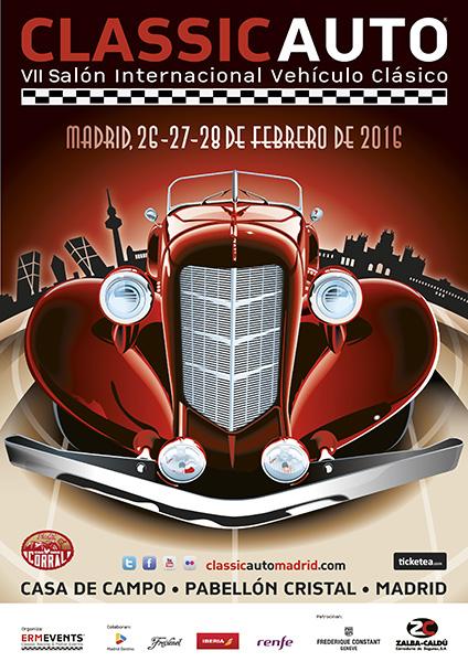 Feria ClassicAuto Madrid 2016