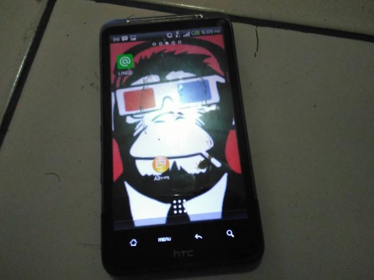 Kendala S-Off HTC Desire HD a9191