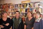 von li.: Sabine Gartmann, Bob Davidson, Ute Gartmann, Jamie Davidson