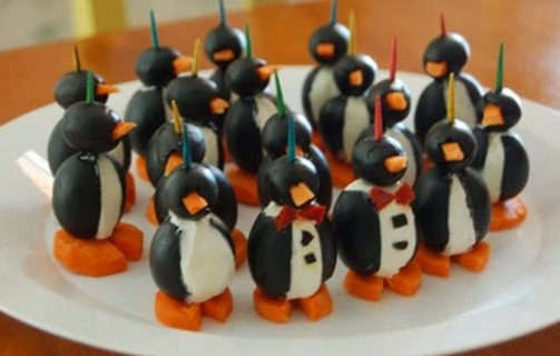 litle penguin olive soldiers
