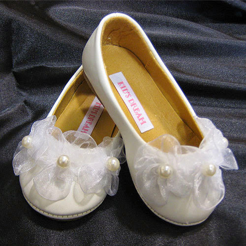 wedding ballet slippers