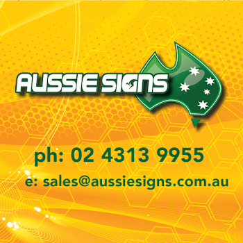 AussieSigns Cam instagram, phone, email