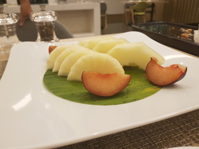 Hilton Garden Inn Puchong Cut Fruits