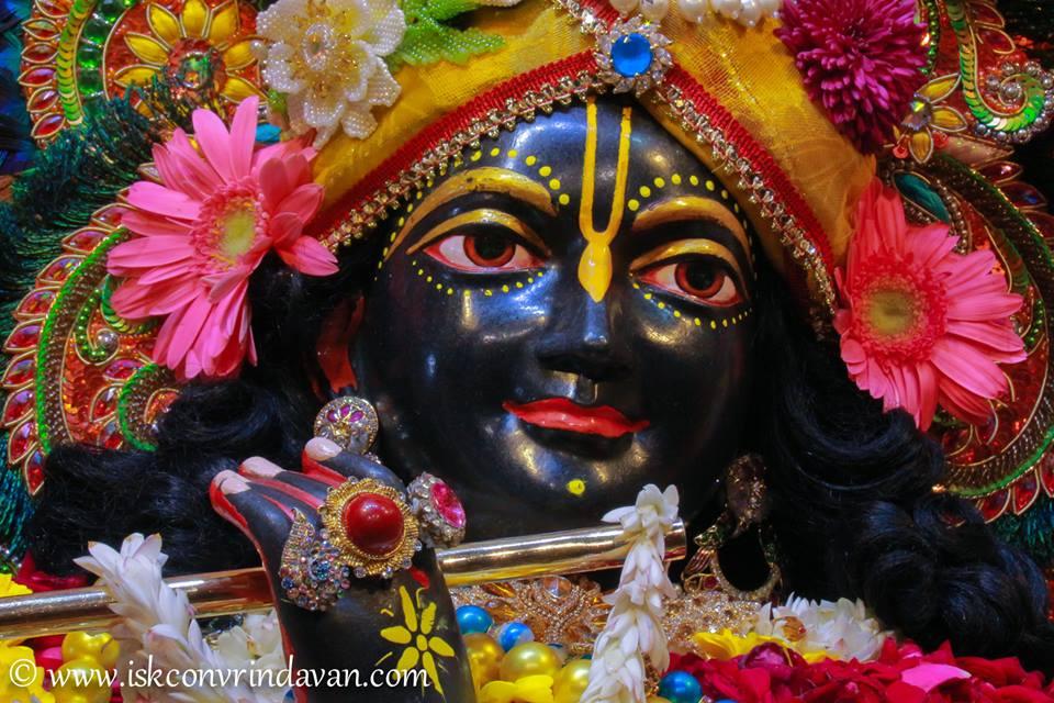 ISKCON Vrindavan Deity Darshan 03 jan 2017 (2)