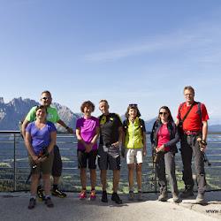 Wanderung Hanicker Schwaige 29.08.16
