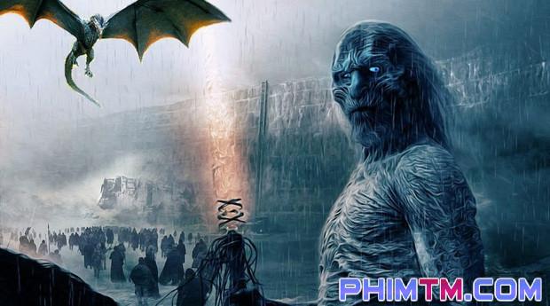 Tập cuối Game of Thrones mùa 7 - Bức Tường sụp đổ - Ảnh 7.