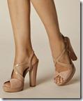 Karen Millen platform sandal