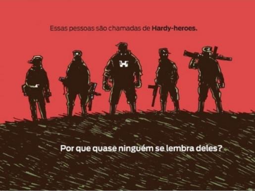 Conheça os Hardy-heroes, os poloneses que lutaram pela liberdade contra os invasores russos, numa batalha que envolve pessoas com poderes sobre-humanos.
