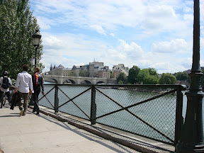 Pont Neuf and the Île de la Cité