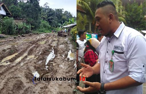 Banyaknya Jalan Rusak di Sukabumi, Humas Setda Angkat Bicara