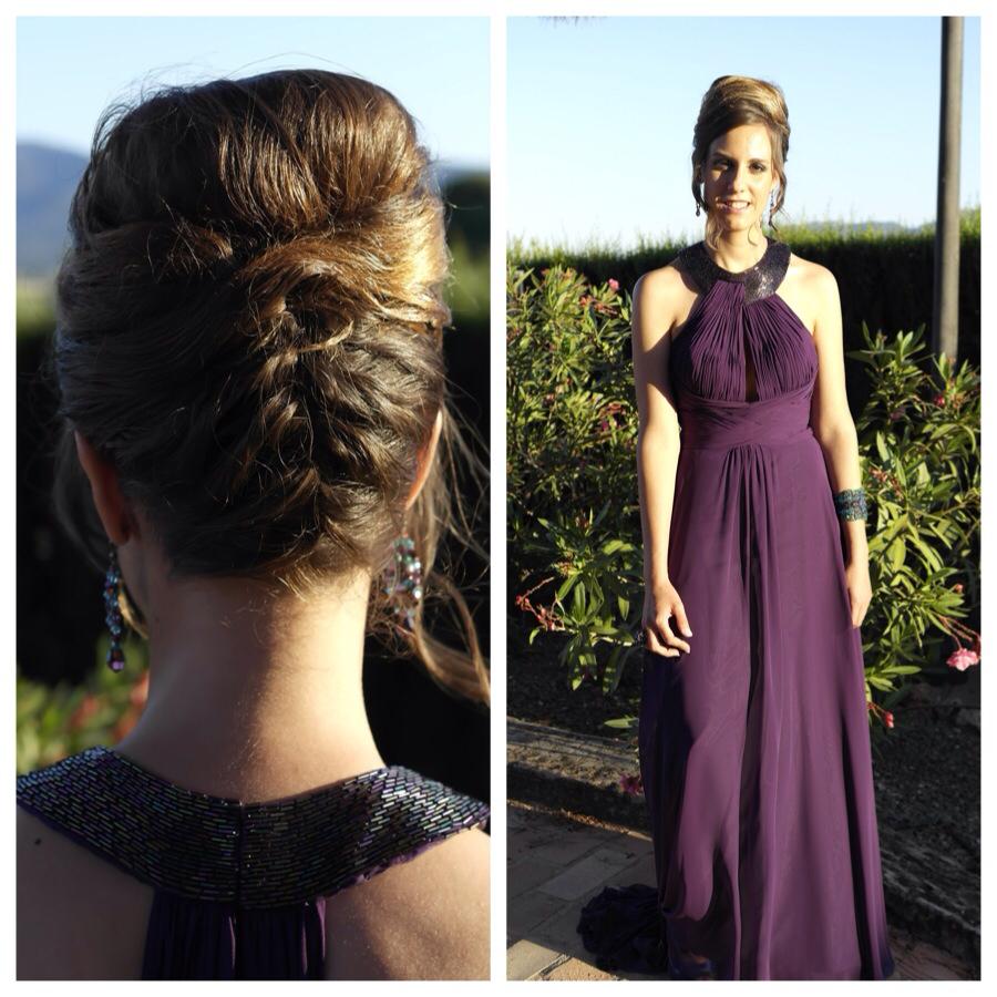 Peinados para la hermana de la novia