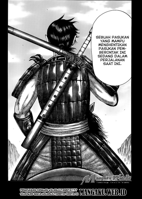 Baca Manga Kingdom Chapter 415 Komik Station
