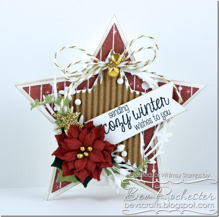 12th - Bev -Holiday Sweet Treats, paper, dots