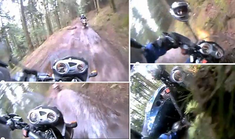 """le """"par-terre moto-photoclub"""" - Page 2 Oups..."""