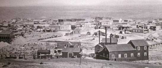 Tombstone, Arizona Territory, 1881