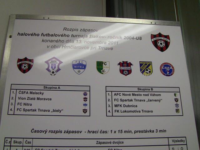 Turnaj U8 - Hrnčiarovce nad Parnou 2011 - IMG_1863.jpg