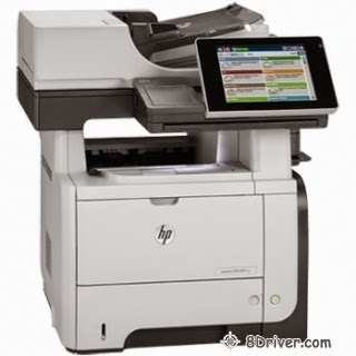 get driver HP LaserJet flow MFP M525 Printer