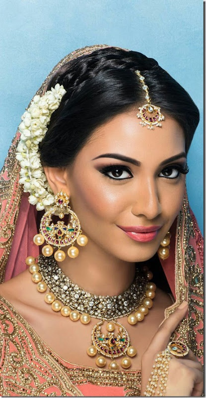 Indian Wedding Hairstyles (33)