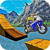 Bike Stunt Racing Adventure:motorbike racing games