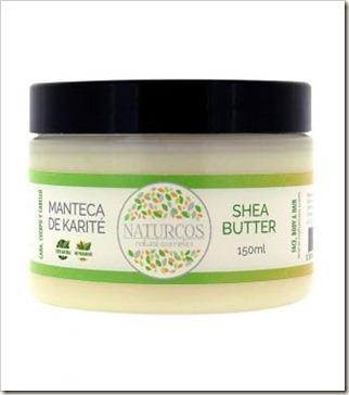 Manteiga de Karité da Naturcos