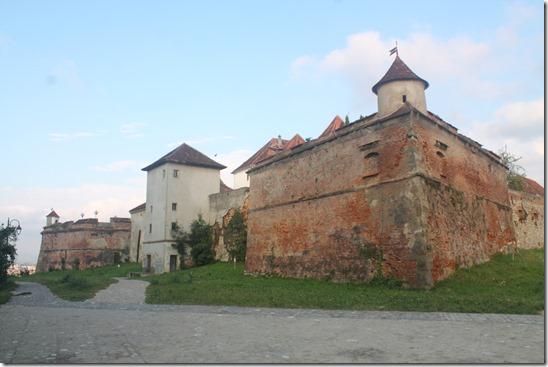 Брашов, фортеця