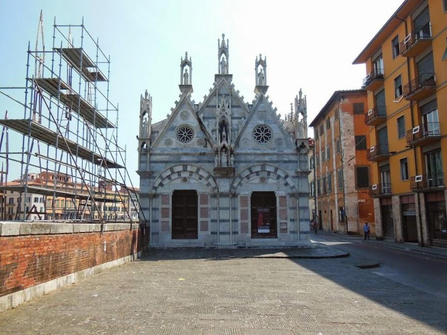Iglesia Della Spina