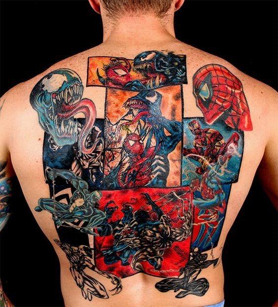 livro_de_banda_desenhada_de_volta_tatuagem
