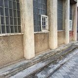 DERRIBO DE LOCAL EN LA CALLE VIERGEN DEL PUY DE PAMPLONA