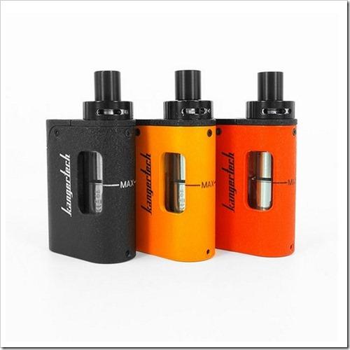 kanger togo mini kit 2 thumb%25255B2%25255D - 【MOD】「Kanger TOGO Mini 1600mAhスターターキット」デューク・東郷とは多分関係がない。